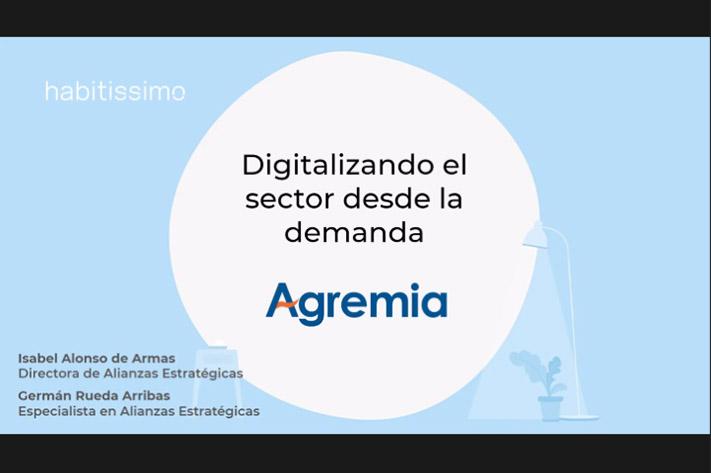 Habitissimo avanza a los asociados de Agremia su primer Informe Trimestral 2021