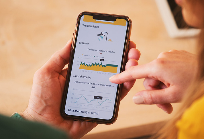 Una sola app para controlar la luz, el agua y el gas de tu hogar