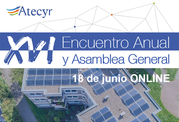 El Encuentro Anual de Atecyr será previo a la Asamblea General de socios