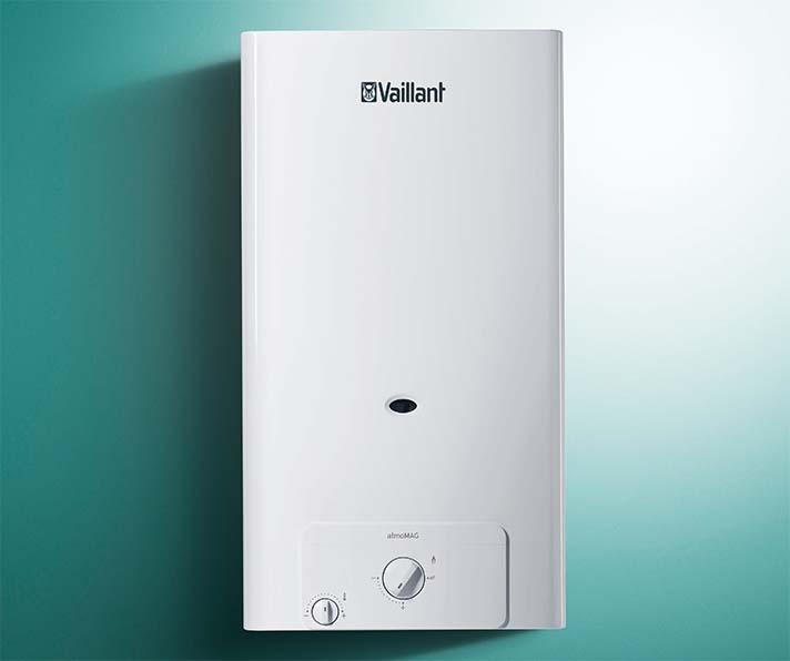 Del 10 de junio al 15 de julio, por la compra de un calentador Vaillant, los profesionales pueden conseguir hasta 15 € en una Tarjeta Solred