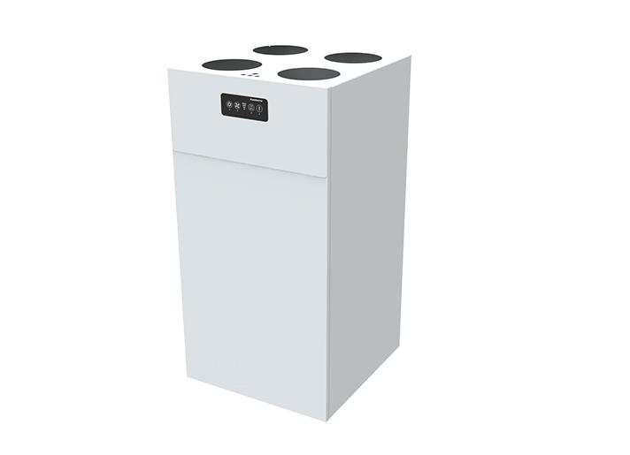 La unidad HCV400 P1 cabe en un módulo de armario estándar de 60x60cm