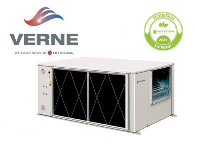 Los Baldur son unidades de ventilación con recuperador de calor aire-aire