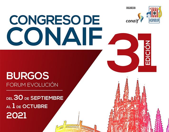 Tras el parón obligado por la pandemia, el Congreso retoma en Burgos su formato habitual y la periodicidad anual