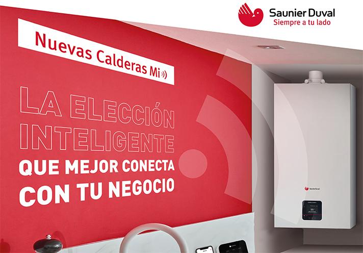La campaña de Saunier Duval se desarrolla del 13 de septiembre al 13 de octubre