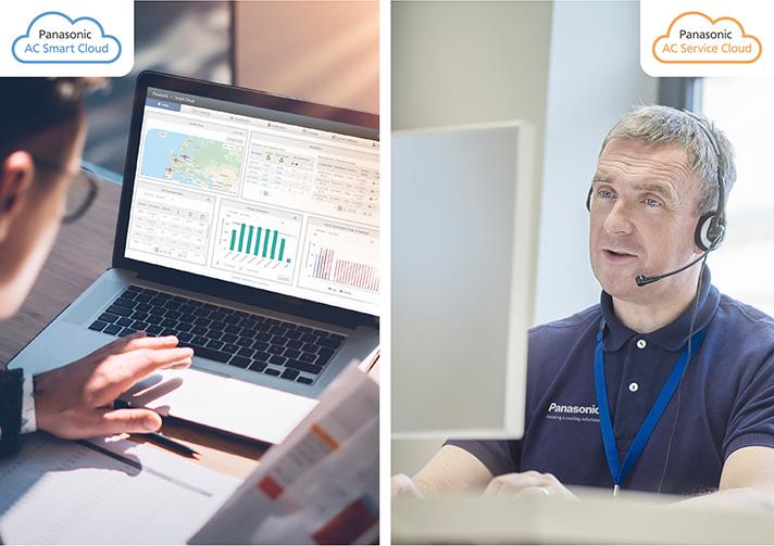 Ofrece actualizaciones en tiempo real y permite el control remoto de múltiples instalaciones para un mayor control y prevención de averías