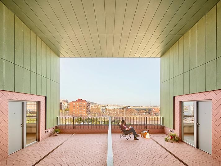 Esta obra arquitectónica mereció el premio FAD de Arquitectura en 2020