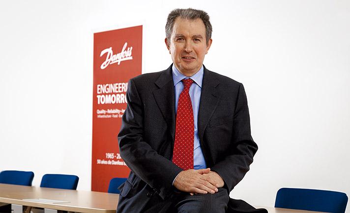 Félix Sanz, Ingeniero de sistemas de campo en Danfoss