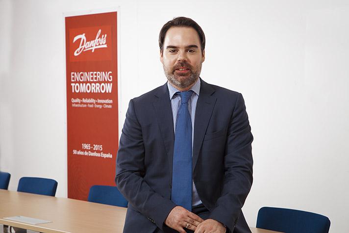 Ibon Vadillo, Key Account Manager en Danfoss