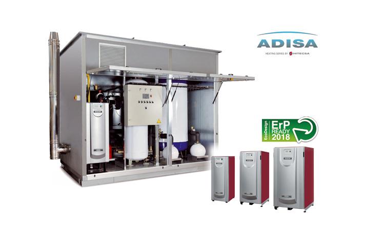 Adisa Heating ha sido la marca elegida para dar servicio de calefacción y ACS a las instalaciones del nuevo Acuario