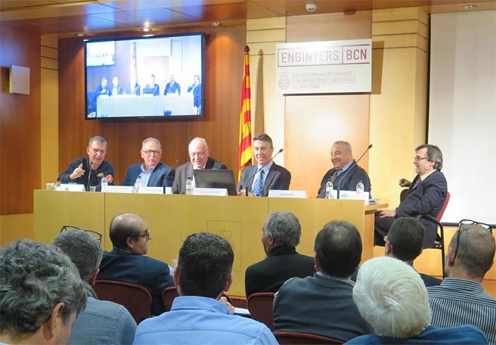"""La jornada """"Vida útil de la detección de incendios"""" fue inaugurada por Antonio Tortosa, vicepresidente de Tecnifuego"""
