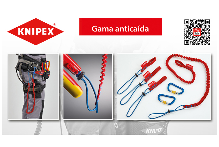 El nuevo sistema de protección para herramientas de Knipex, ahora también para alicates homologados VDE