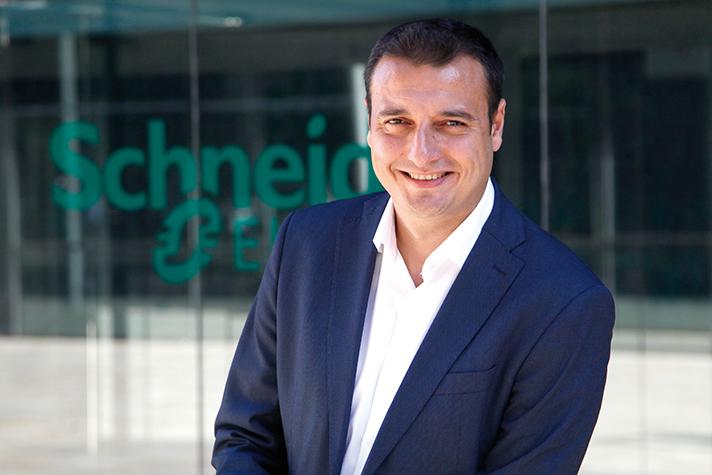 José Luis Cabezas, Vicepresidente de Home & Distribution España en Schneider Electric