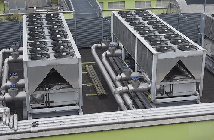 El mercado de enfriadoras se encuentra en plena evolución hacia máquinas más eficientes y sostenibles