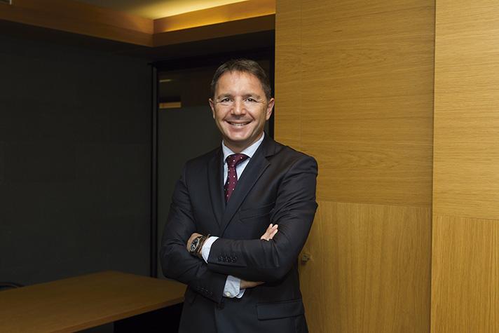 Santiago Perera, Director de Desarrollo de Negocio de Eurofred España y Portugal