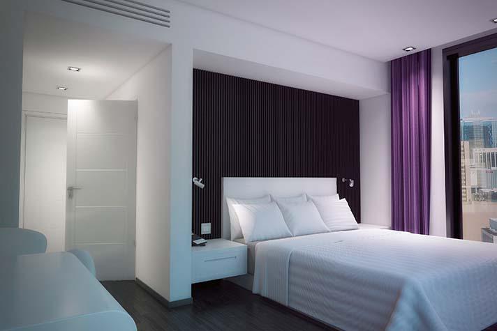 El control de la temperatura afecta directamente al bienestar y a la experiencia en el hotel de cada uno de los huéspedes