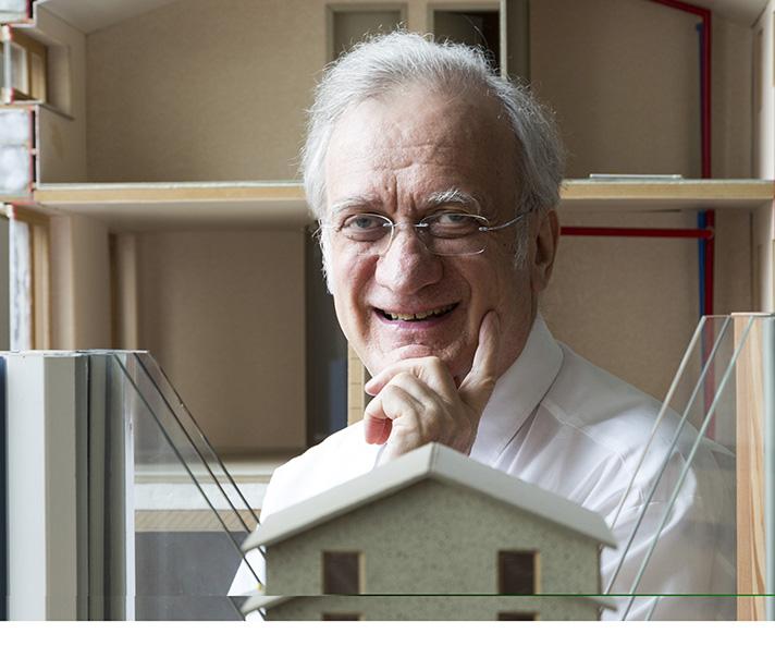 Wolfgang Feist, fundador del Passive House Institute (PHI)