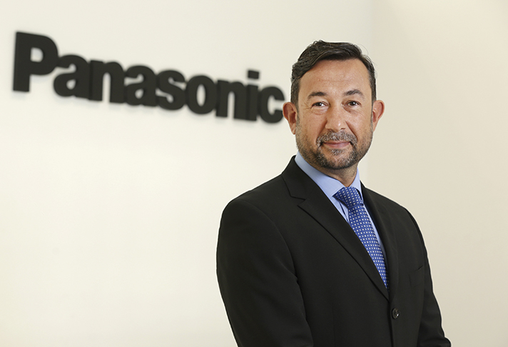 Francisco Perucho, Director general de Panasonic Heating & Cooling Iberia