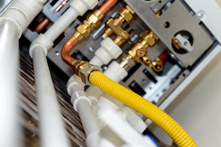 Las instalaciones y aparatos de gas sólo pueden ser manipuladas, revisadas y mantenidas por empresas habilitadas, explica Agremia