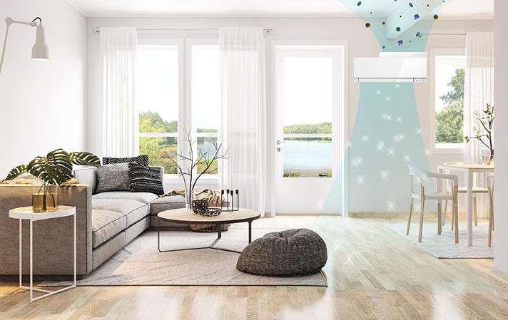 Plasma Quad Connect es el accesorio disponible para toda la gama de equipos doméstico y comercial con filtro Plasma Quad