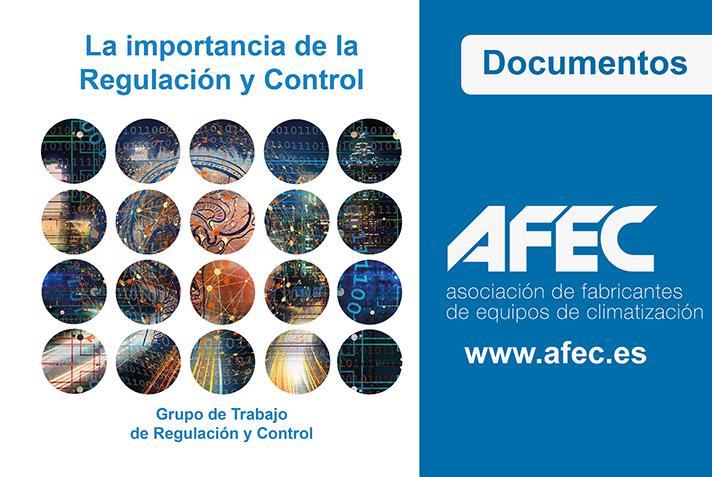 AFEC pone a disposición del sector un documento que reúne los aspectos básicos sobre la importancia de la Regulación y Control