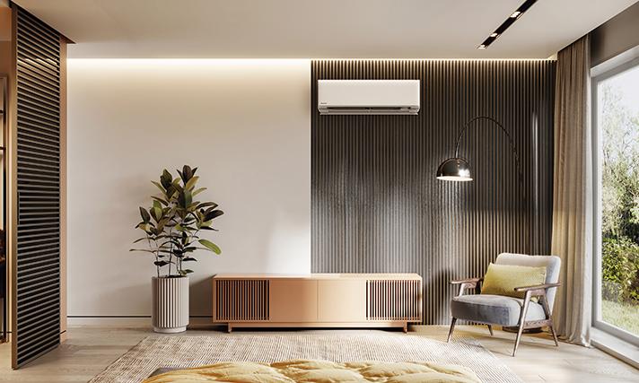 Los equipos de climatización residencial de Panasonic son altamente sostenibles y eficientes