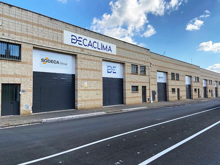 DECACLIMA diseña y fabrica equipos de alto nivel para aplicaciones críticas