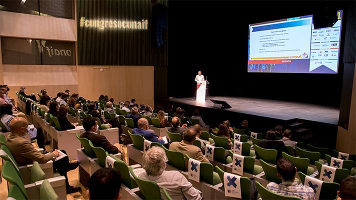 Más de 300 personas han participado en el Congreso de CONAIF 2021