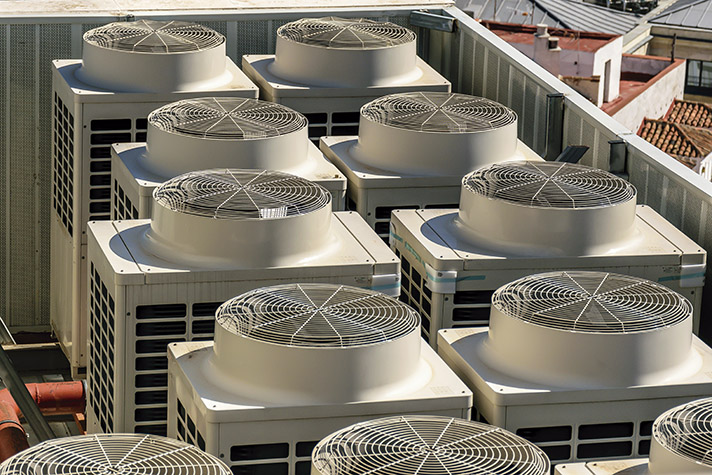 Los sistemas VRF son una garantía de eficiencia energética