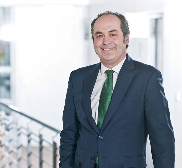 Ignacio Abati, Presidente de AERCCA