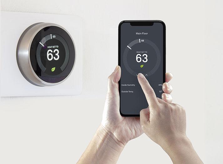 El usuario demanda cada vez más este tipo de sistemas, donde resulta vital el control del confort y del consumo energético del hogar