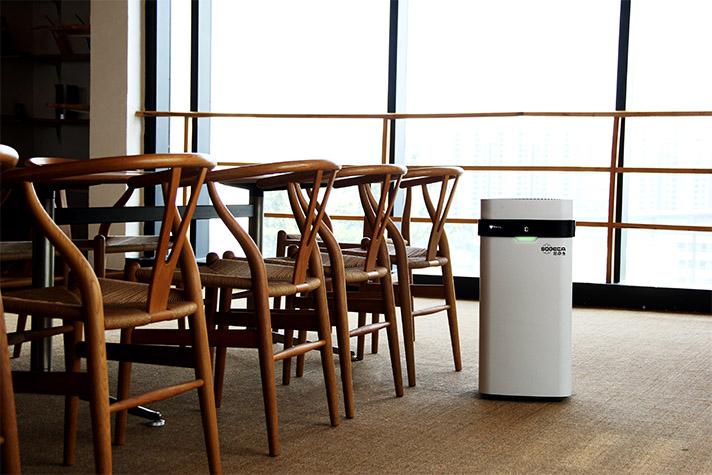 Consejos de calidad sobre aire interior en restaurantes y hoteles de Sodeca