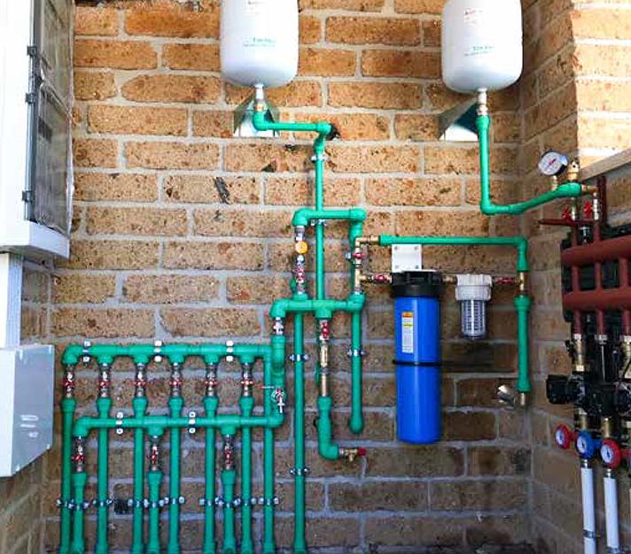 Cómo Watts ha mejorado la calidad del agua en una gran residencia de Roma