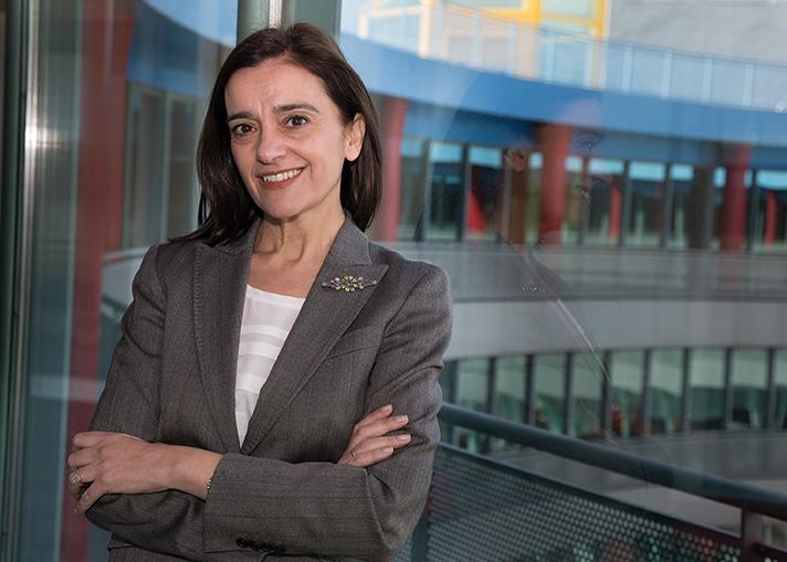 María Valcarce, directora de la Feria Climatización